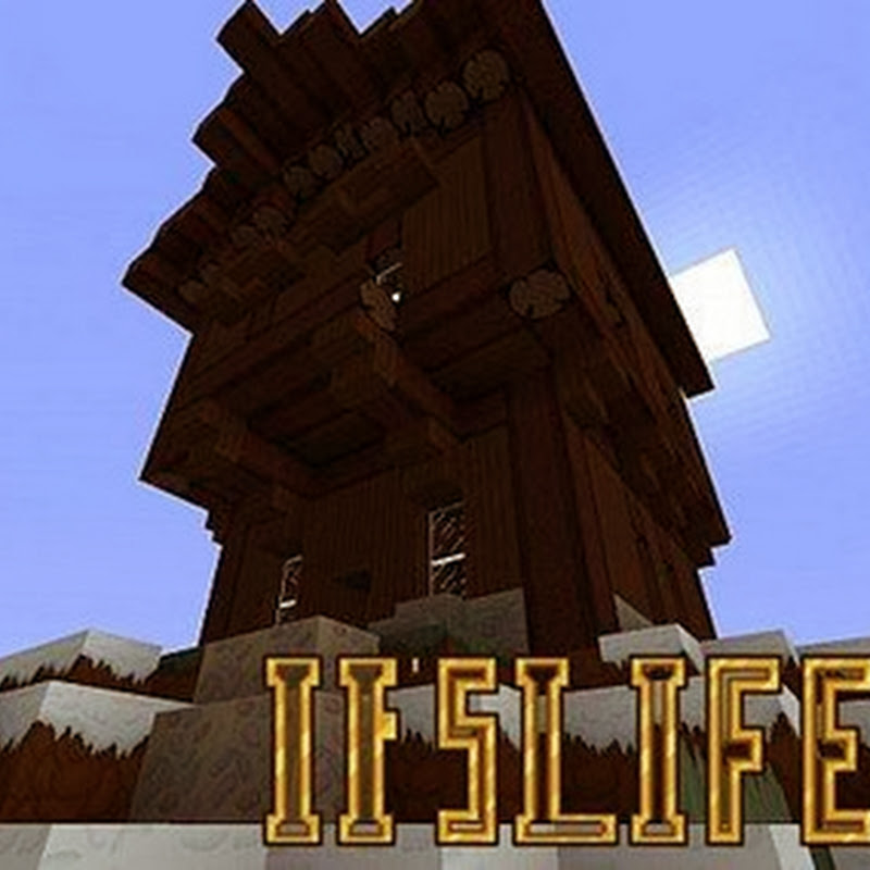 Minecraft 1.7.2 - If's life texture pack 128x
