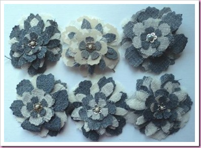 Tim Holtz tattered Florals 1