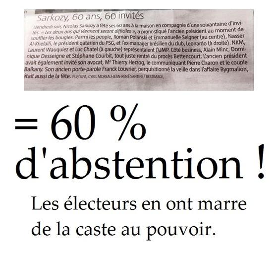 casta al poder francés