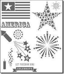 Jul11SOTM-Images-AmericanCelebrationstamp_set