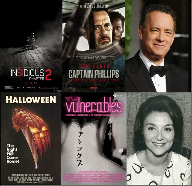 Adivina quién viene al cine 29 de octubre