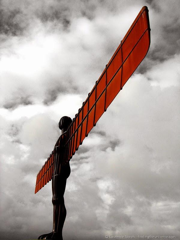 Engel des Nordens, Newcastle
