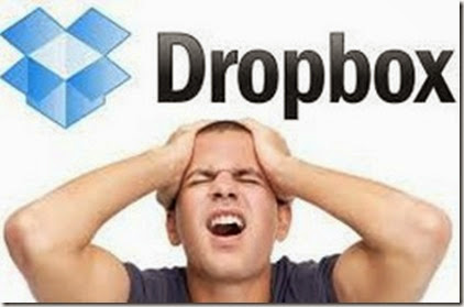 drop box my username password