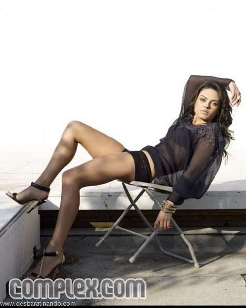 mila kunis linda sensual sexy pictures photos fotos best desbaratinando  (30)