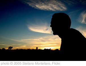 'silhouette' photo (c) 2005, Stefano Mortellaro - license: http://creativecommons.org/licenses/by/2.0/