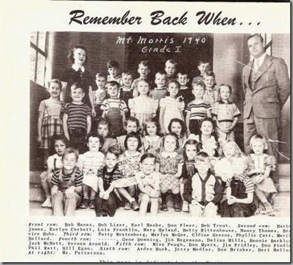 1939-40 first grade