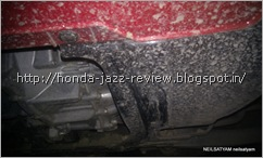 Honda Jazz ground clearance (1)