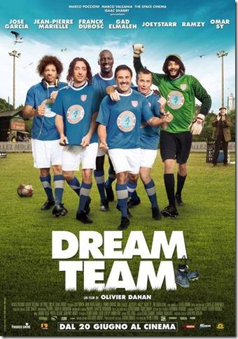 Dream Team –  Il cucchiaio sbagliato-Daruma.View.Cinema