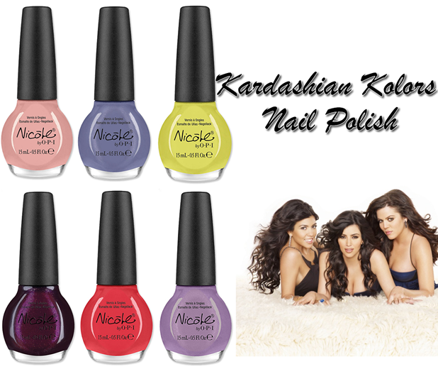 Kardashian Kolors Nail Polish