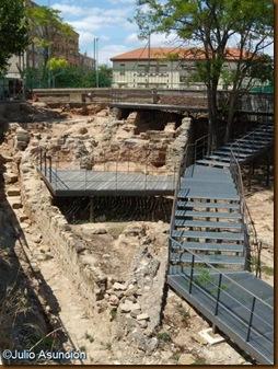 Villa romana de La Clínica - Calohorra
