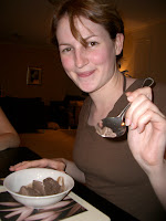 Kristy with her Chocolate Ice-cream.jpg