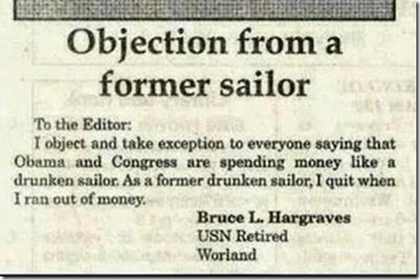drunken sailor