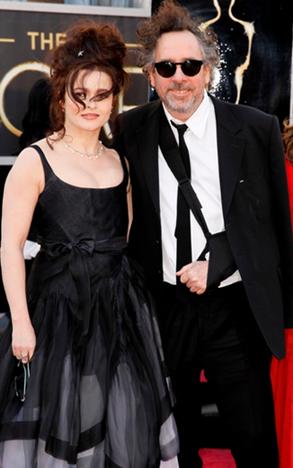 Helena Bonham Carter. Worst Dressed. Oscars 2013