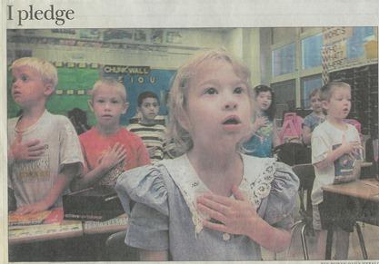 Savannah I pledge