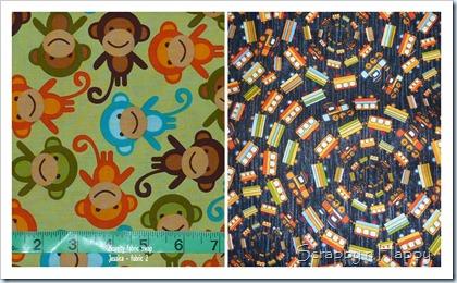 Novelty Fabric Swap