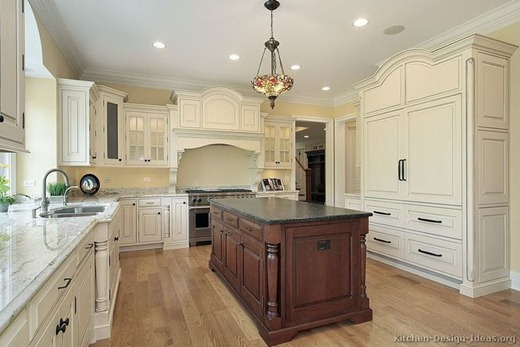 KITCHEN CABINETRY~What is YOUR Favorite? | DWELLINGS-The Heart of ...