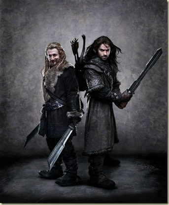 hobbit-dwarves - Fili e Kili