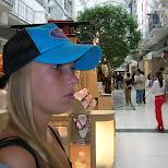 leontien at eaton centre in Toronto, Ontario, Canada