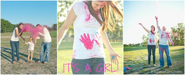 Girl Reveal
