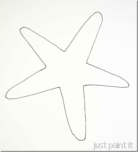 starfish-clipart-pattern