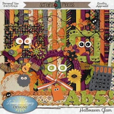 Halloween Glam - SNP