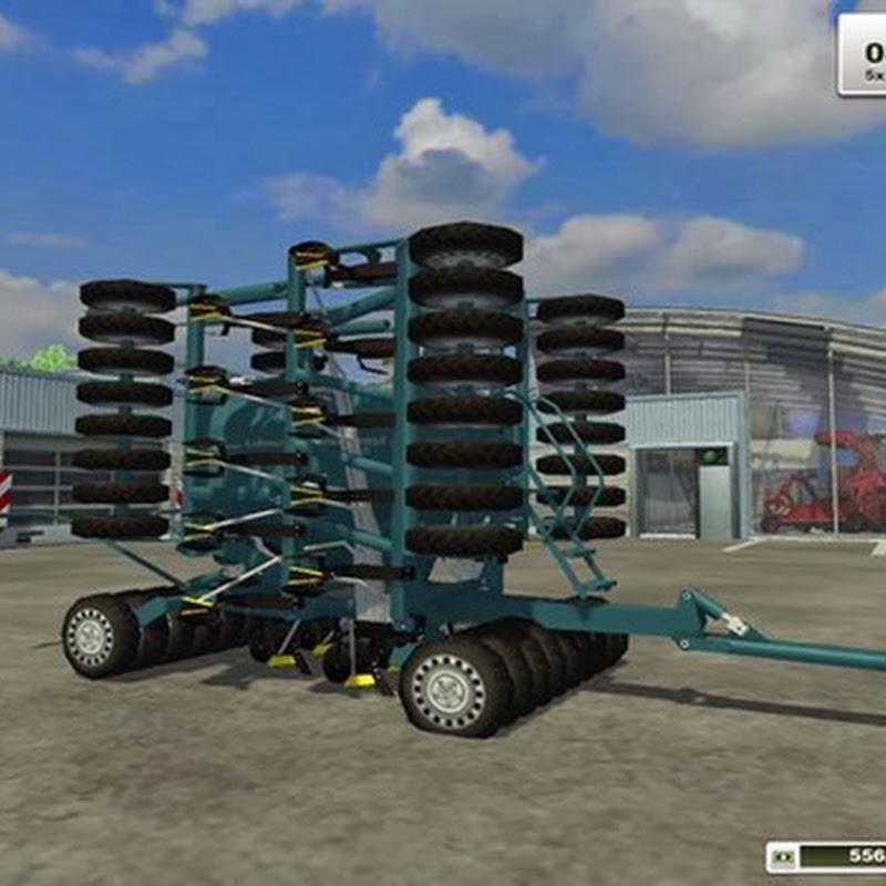 Farming simulator 2013 - Horsch Sprinter 8 ST