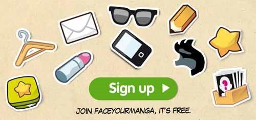 Crear avatar 2D para blog, messenger, space, etc...