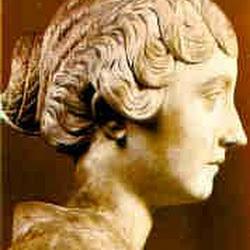 103 - Dama de la epoca de los Julio-Claudios