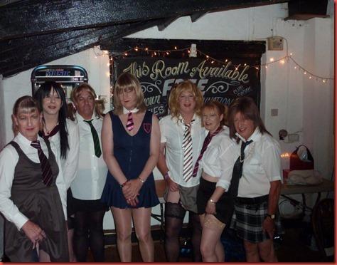 Transvestites in surrey