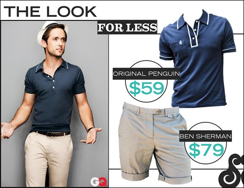 look for less man