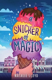 "Review of ""A Snicker of Magic"" // www.maybematilda.com"