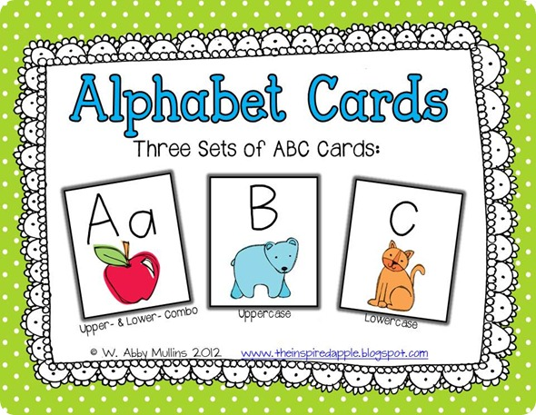 AlphabetCards