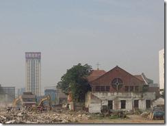 救世堂周边被拆
