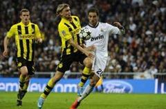 Hasil Real Madrid vs Dortmund