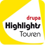 Highlights_Logo_drupa_rot_150