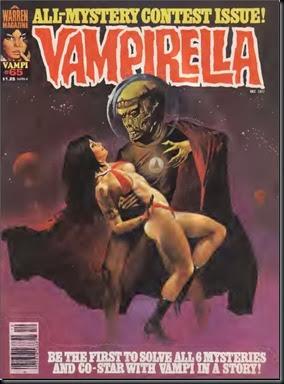 Vampirella December 77
