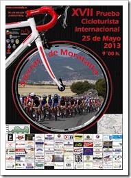 Cartel Sierras de Moratalla 2013