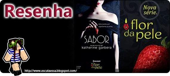Banner Resenha - Sabor