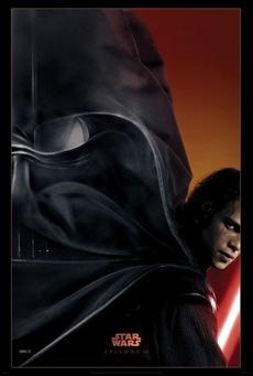 Poster La venganza de los Sith