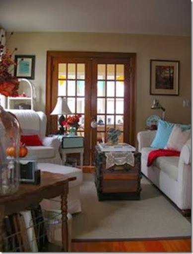 oakview cottage livingroom