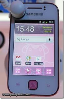 Samsung Galaxy Y Hello Kitty  258
