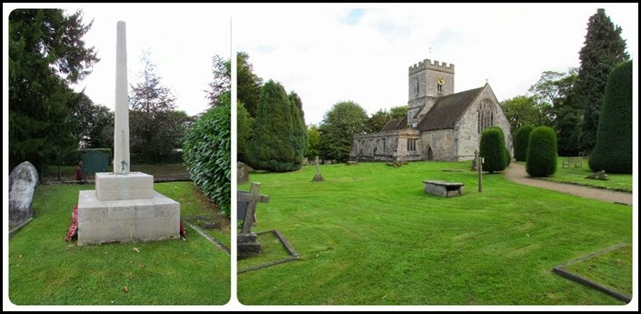 5 Rowington Church And Sword