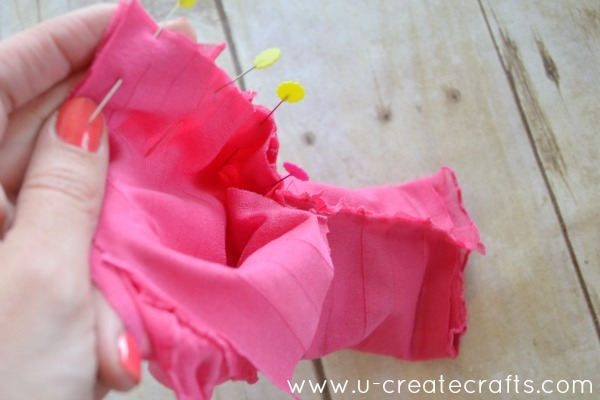 American Doll Ruffle Pants Tutorial 6