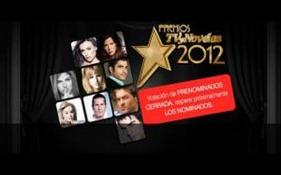 Nominados a los Premios TV y Novelas 2012 Colombia