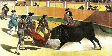 1885-05-10 La Lidia-La competencia de Cuchares y el Chiclanero 001 (2)