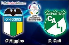 O'Higgins vs Deportivo Cali