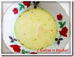 zkotemwkuchni.zupa serowo szynkowa