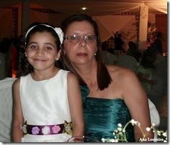 Ana e a neta a - Trabalhada com nome