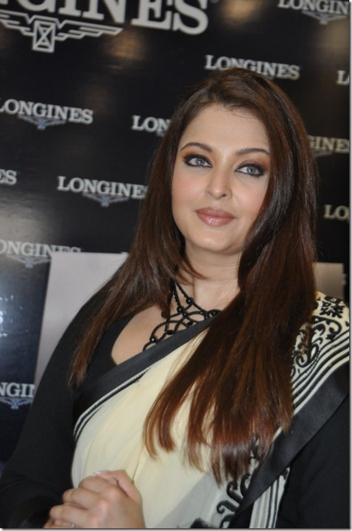 Aishwarya Rai launches Longines Showroom in Hyderabad Photos