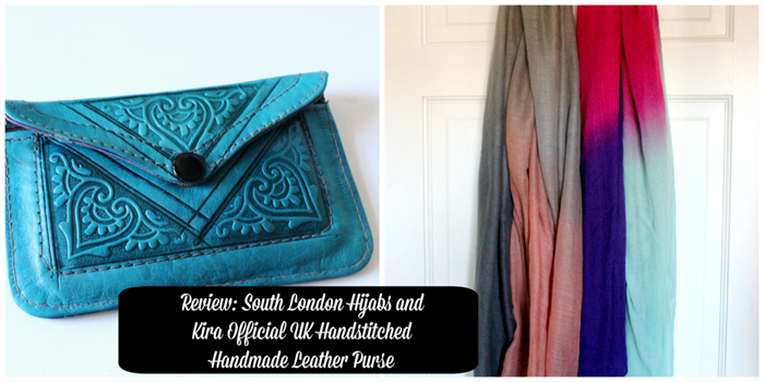 south london hijab slhijab kira official handstitched handmade leather purse review the blushing giraffe